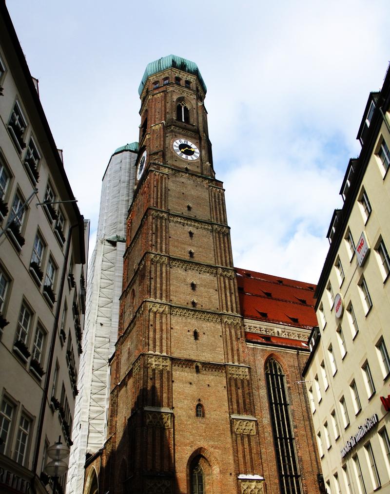 monachium frauenkirche munich