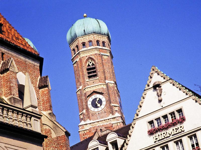 frauenkirche monachium munich