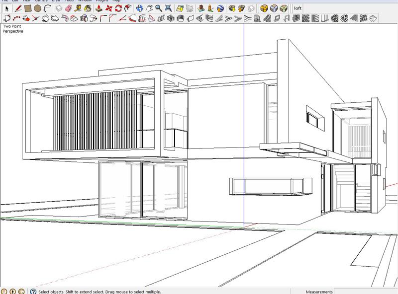 oprogramowanie dla architekta 2