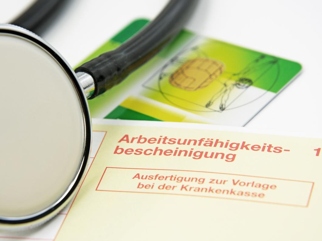 chorobowe w Niemczech